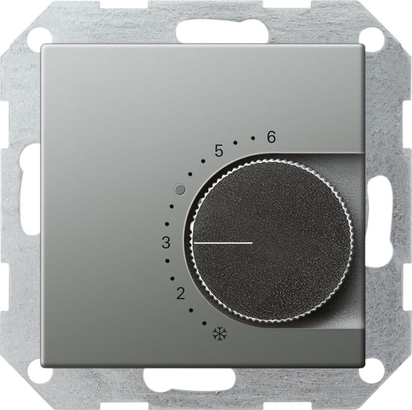 gira 039620 raumtemperatur regler 230v online kaufen im. Black Bedroom Furniture Sets. Home Design Ideas