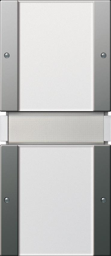 gira 101220 tastsensor 2fach online kaufen im voltus elektro shop. Black Bedroom Furniture Sets. Home Design Ideas