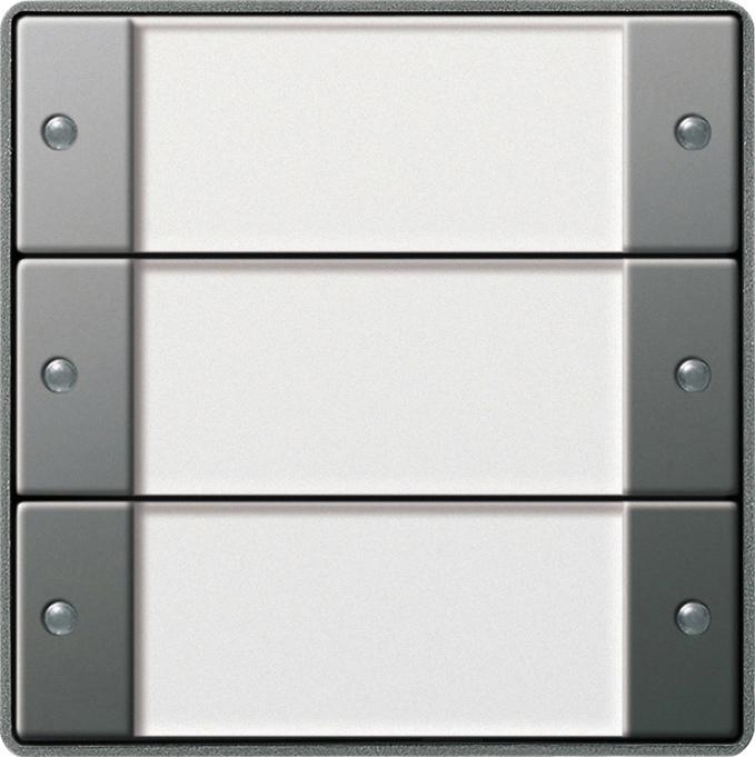 gira 101320 tastsensor 2 3fach online kaufen im voltus elektro shop. Black Bedroom Furniture Sets. Home Design Ideas