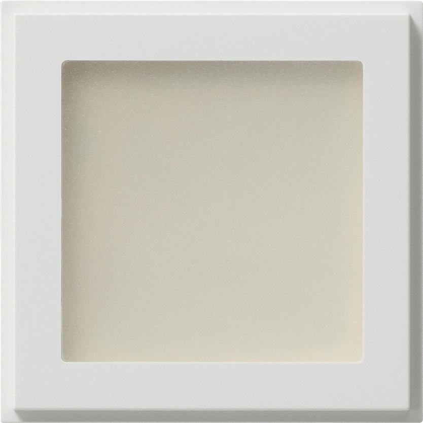 gira 116166 led orientierungsleuchte mit wei er led beleuchtung reinwei online kaufen im voltus. Black Bedroom Furniture Sets. Home Design Ideas