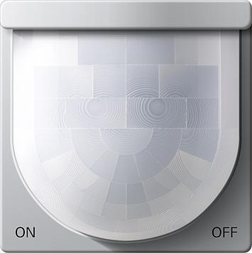 gira 2302203 aufsatz automatikschalter 2 f r hohe einbauzone online kaufen im voltus elektro shop. Black Bedroom Furniture Sets. Home Design Ideas