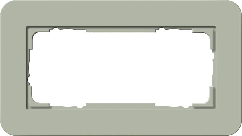 gira 1002425 abdeckrahmen e3 ohne mittelsteg 2fach graugr n anthrazit 2 fach ohne mittelsteg. Black Bedroom Furniture Sets. Home Design Ideas