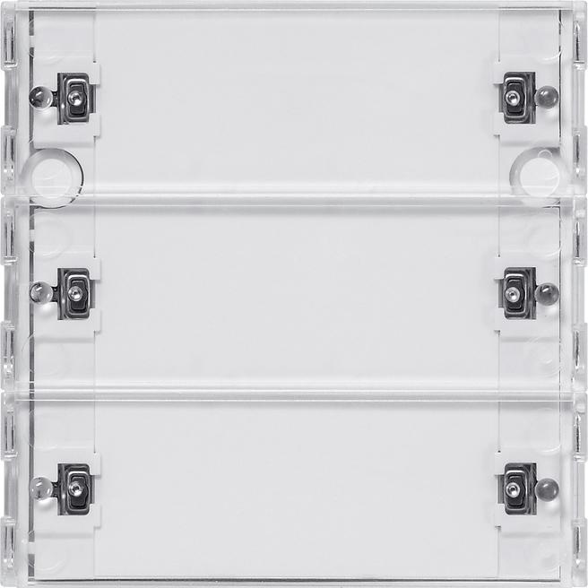 gira 510300 knx rf tastsensor 3fach online kaufen im. Black Bedroom Furniture Sets. Home Design Ideas