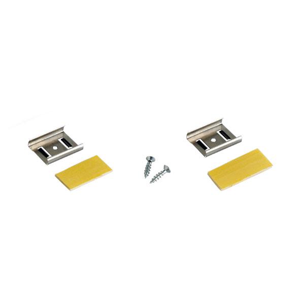 hera 20204010704 montageclip led twin stick 2 online kaufen im voltus elektro shop. Black Bedroom Furniture Sets. Home Design Ideas