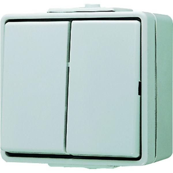 jung 605w serien wippschalter online kaufen im voltus elektro shop. Black Bedroom Furniture Sets. Home Design Ideas