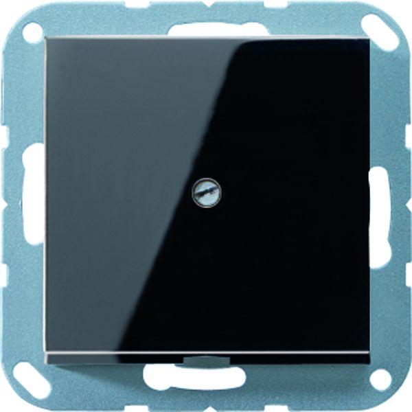 jung a590asw leitungsauslass mit zugentlastung schwarz online kaufen im voltus elektro shop. Black Bedroom Furniture Sets. Home Design Ideas