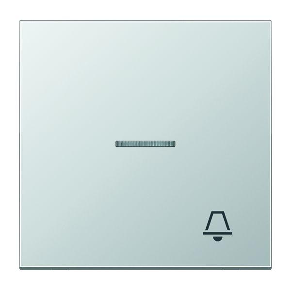 jung al2990ko5k wippe mit symbol klingel aluminium online kaufen im voltus elektro shop. Black Bedroom Furniture Sets. Home Design Ideas