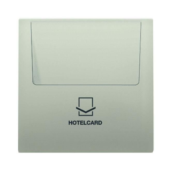 jung es 2990 card hotelcard schalter ohne taster einsatz edelstahl lackiert online kaufen im. Black Bedroom Furniture Sets. Home Design Ideas