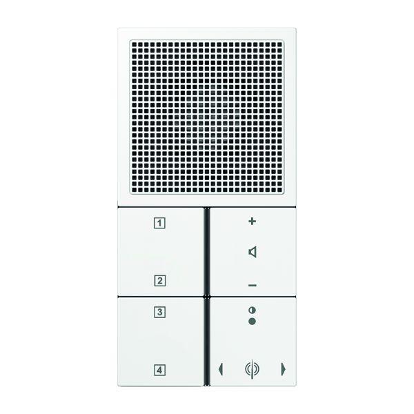 jung ranls914ww stereo radio alpinwei online kaufen im. Black Bedroom Furniture Sets. Home Design Ideas