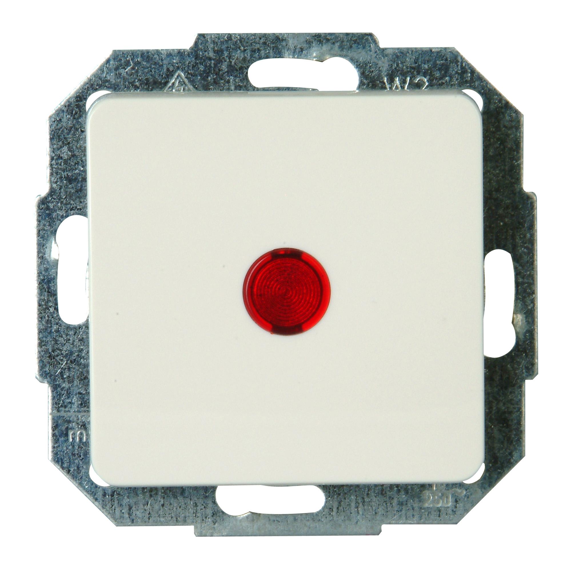 kopp 619671088 milano wei kontrollschalter online kaufen. Black Bedroom Furniture Sets. Home Design Ideas