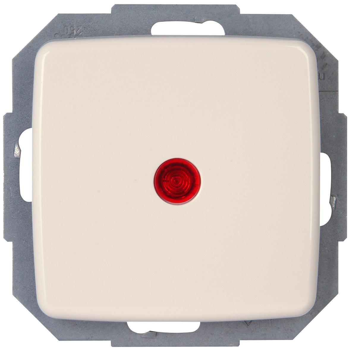 kopp 586671081 rivo wei kontrollschalter aus u. Black Bedroom Furniture Sets. Home Design Ideas