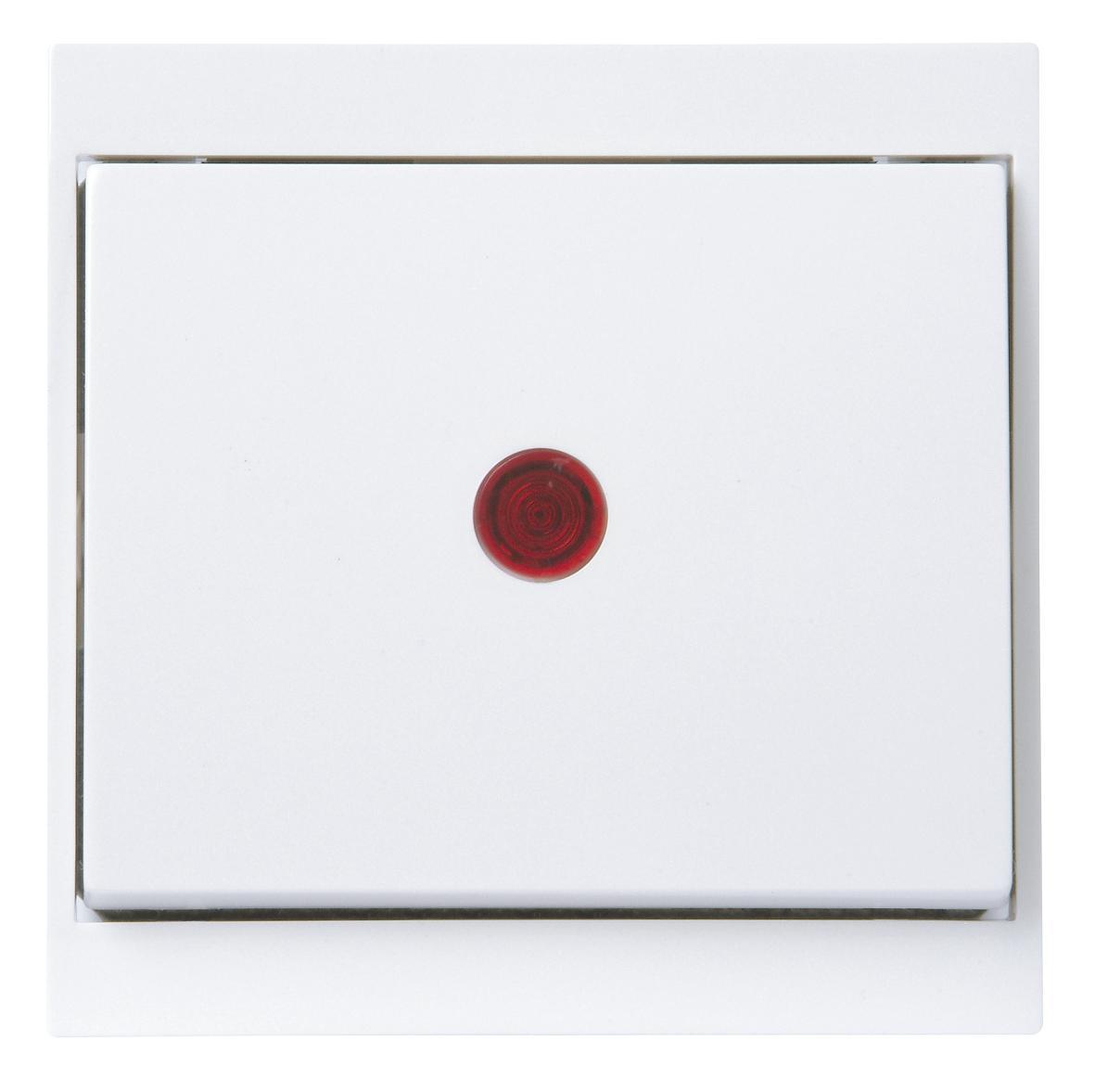 kopp 621666085 malta arktis wei kontrollschalter aus u. Black Bedroom Furniture Sets. Home Design Ideas
