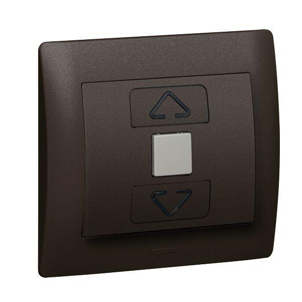 legrand 771265 abdeckung f r jalousie rolladenschalter. Black Bedroom Furniture Sets. Home Design Ideas