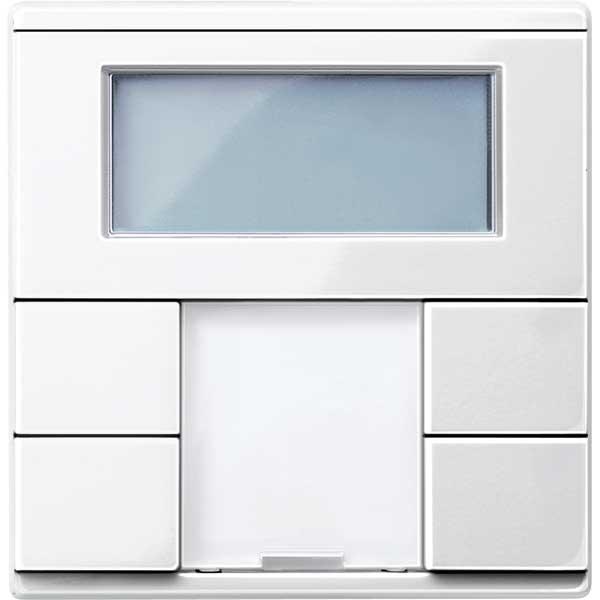 merten meg6241 0319 raumtemperaturregler mit display. Black Bedroom Furniture Sets. Home Design Ideas