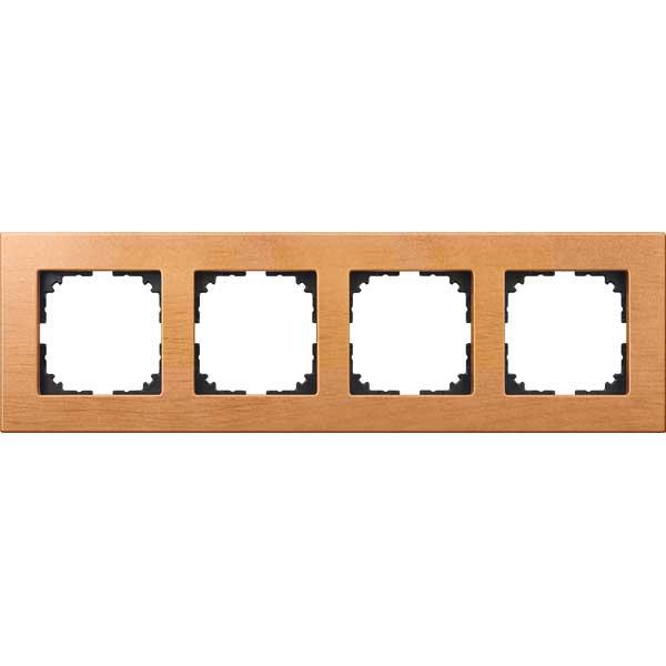 merten meg4054 3470 m plan holzrahmen 4 fach online kaufen. Black Bedroom Furniture Sets. Home Design Ideas