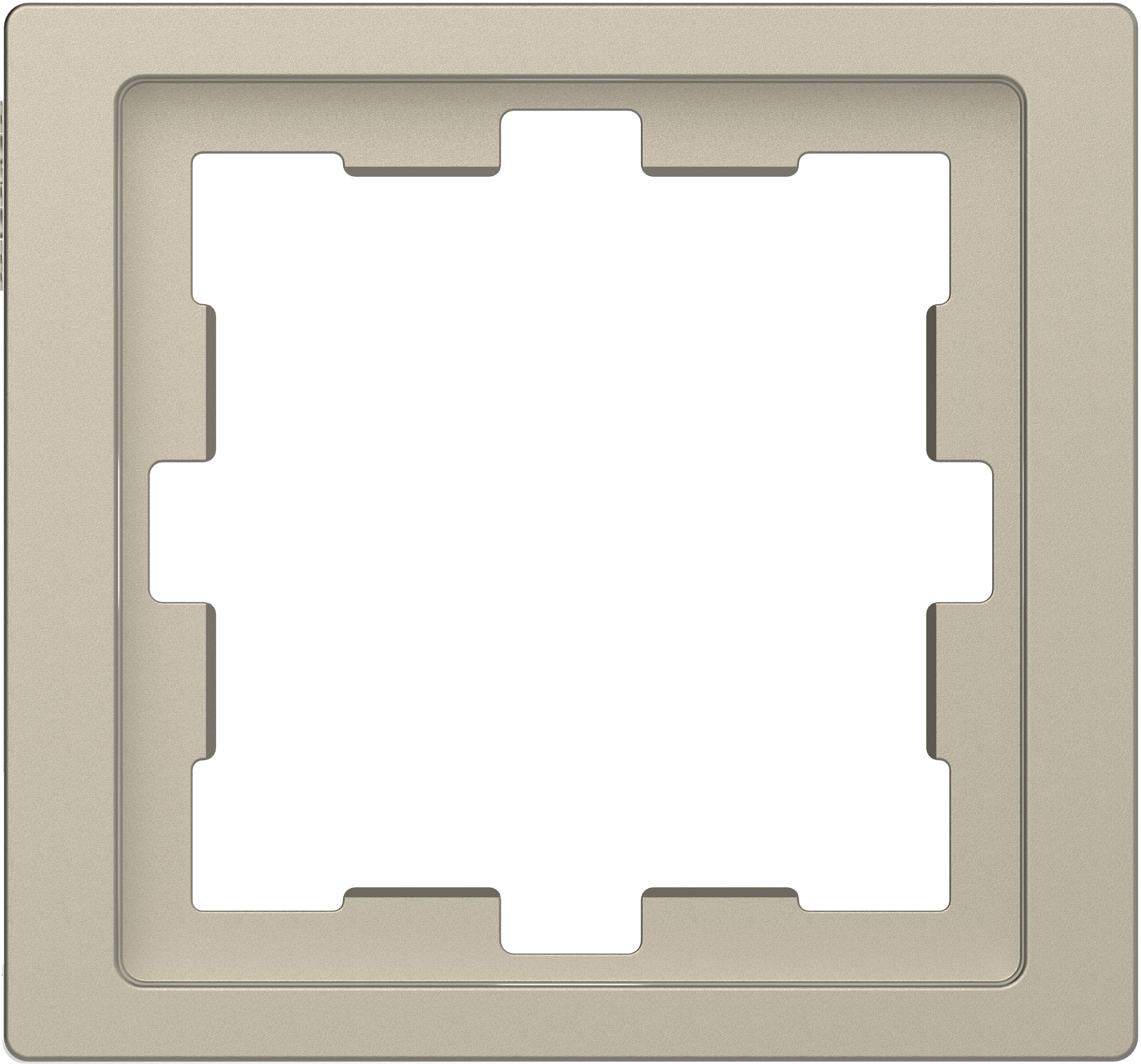 MERTEN MEG4010-6533 D-Life Rahmen, Sahara 1-fach online kaufen im ...