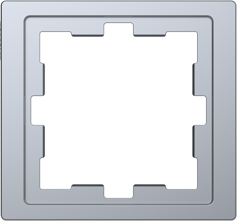 MERTEN MEG4010-6536 D-Life Rahmen, Edelstahl 1-fach online kaufen im ...