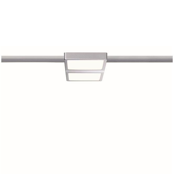 paulmann urail led panel double 9w 230v 17va 2700k chrom matt online kaufen im voltus. Black Bedroom Furniture Sets. Home Design Ideas