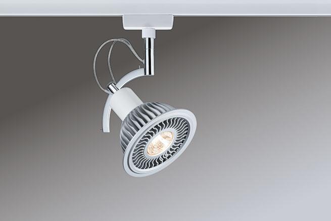 paulmann urail led spot roncalli ii 1x11w 230 v gu10 wei online kaufen im voltus. Black Bedroom Furniture Sets. Home Design Ideas