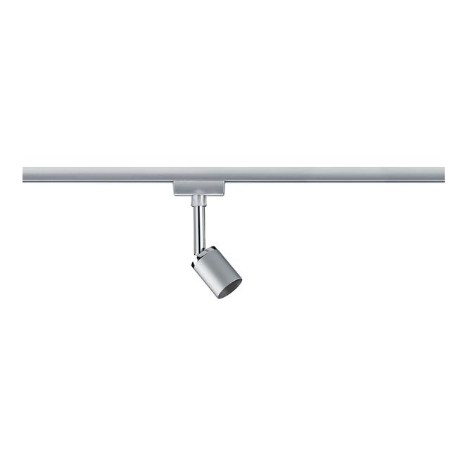 paulmann urail led spot pure ii 10w gu10 230v chrom matt online kaufen im voltus elektro shop. Black Bedroom Furniture Sets. Home Design Ideas