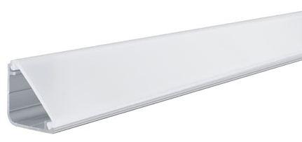paulmann delta profil mit diffusor alu eloxiert satin 1 meter online kaufen im voltus. Black Bedroom Furniture Sets. Home Design Ideas