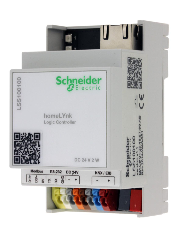 Schneider Lss100100 Knx Homelynk Logik Controller Online