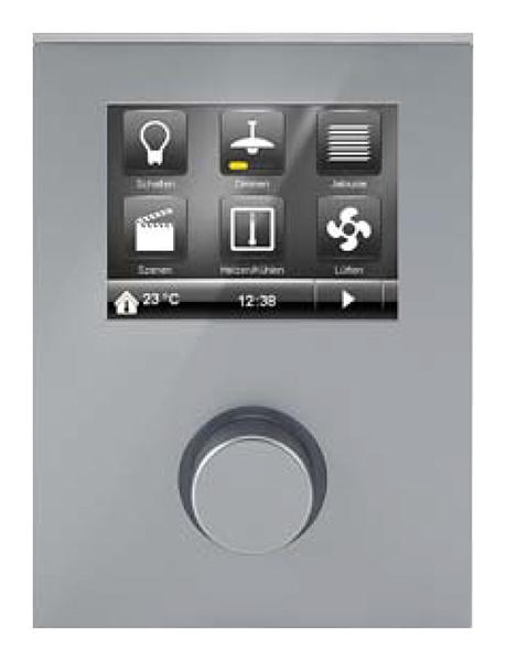 siemens 5wg12042ab31 knx raum controller contouch unterputz aluminiummetallic online kaufen im. Black Bedroom Furniture Sets. Home Design Ideas