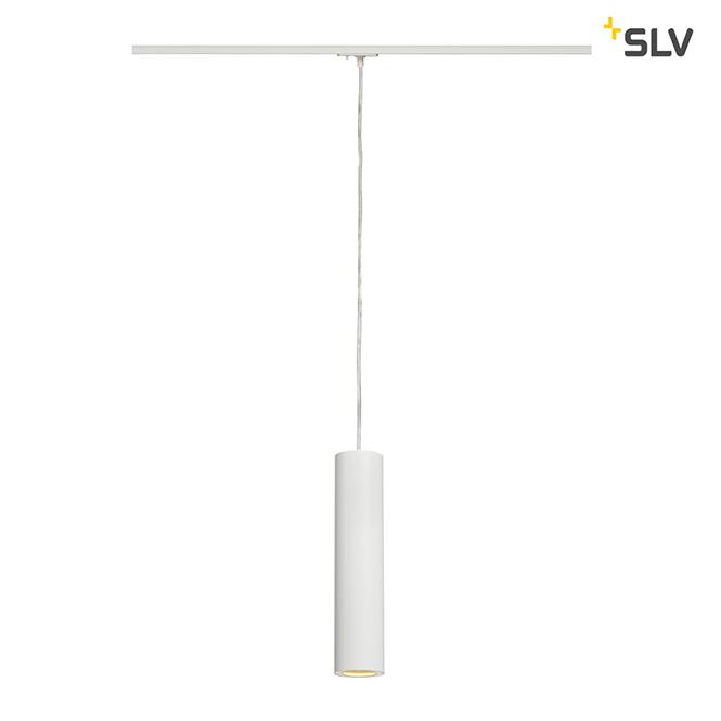weiß SLV Längsverbinder für 1 Phasen HV Stromschiene