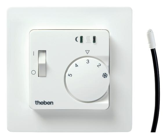 theben ramses 751 ra raumtemperaturregler online kaufen im voltus elektro shop. Black Bedroom Furniture Sets. Home Design Ideas