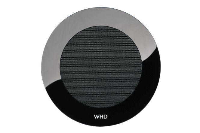 whd agbs r240 a blende rund acrylglas schwarz gitter anthrazit online kaufen im voltus elektro shop. Black Bedroom Furniture Sets. Home Design Ideas
