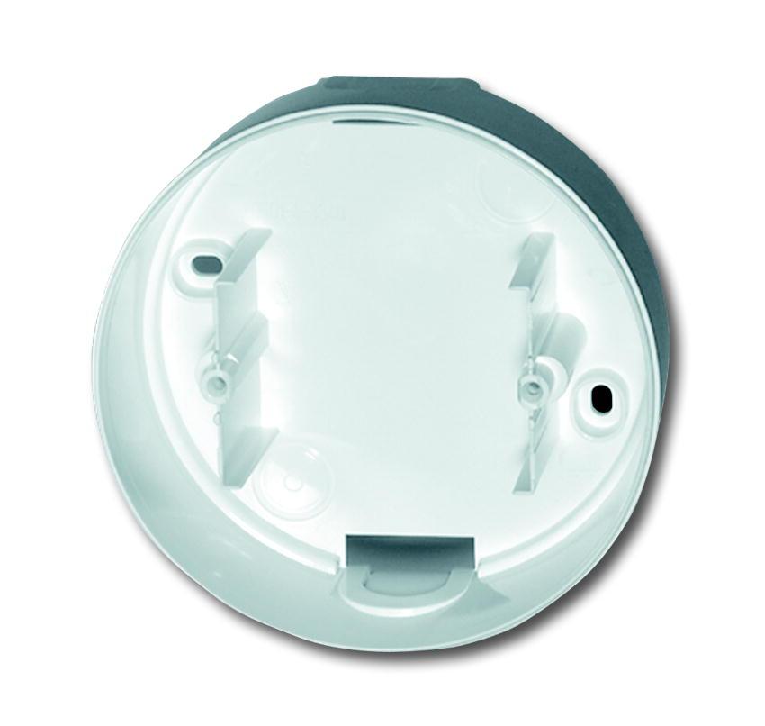 buschjaeger 6885 183 aufputz geh use alusilber online kaufen im voltus elektro shop. Black Bedroom Furniture Sets. Home Design Ideas