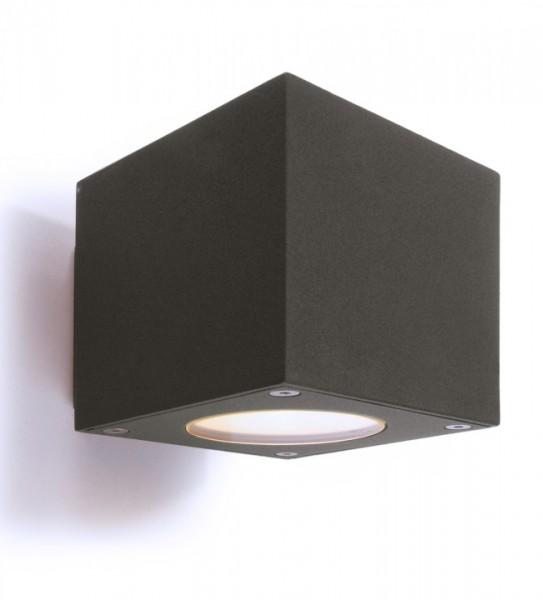 deko light 730328 outdoor wandleuchte cubodo anthrazit online kaufen im voltus elektro shop. Black Bedroom Furniture Sets. Home Design Ideas