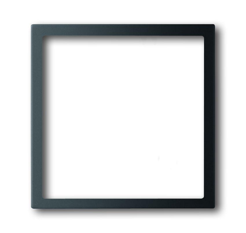 busch jaeger 1716 775 abdeckung f r up infolicht schwarz matt online kaufen im voltus elektro shop. Black Bedroom Furniture Sets. Home Design Ideas