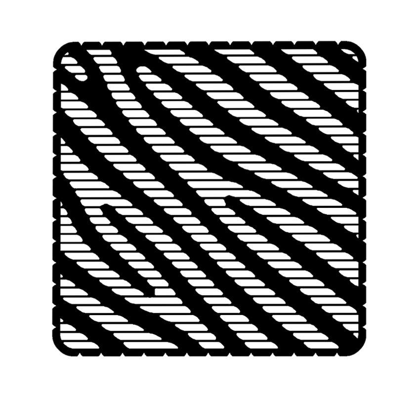 busch jaeger 2144 24 19 einleger busch icelight metall dekor 24 online kaufen im voltus elektro. Black Bedroom Furniture Sets. Home Design Ideas