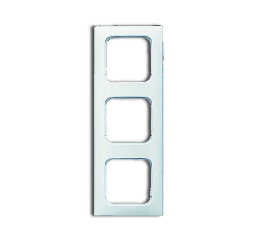 busch jaeger 2513 214k 102 reflex si linear abdeckrahmen 3 fach online kaufen im voltus elektro shop. Black Bedroom Furniture Sets. Home Design Ideas