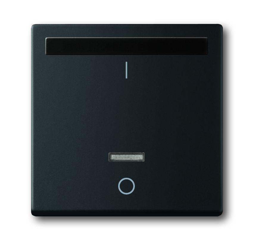busch jaeger 6067 885 ir bedienelement mit aufdruck beleuchtet schwarz matt online kaufen im. Black Bedroom Furniture Sets. Home Design Ideas