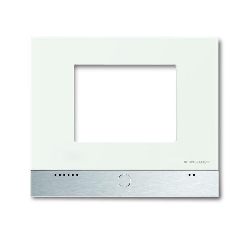 buschjaeger 6136 15 abdeckrahmen f r busch controlpanel. Black Bedroom Furniture Sets. Home Design Ideas