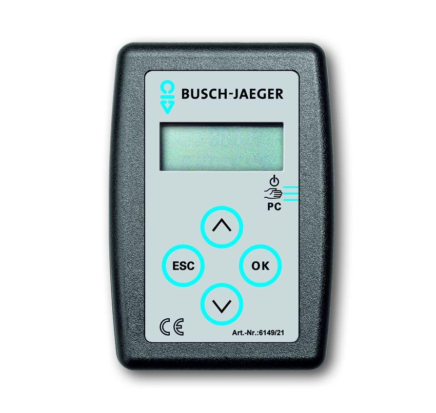 busch jaeger 6149 21 inbetriebnahmeschnittstelle adapter. Black Bedroom Furniture Sets. Home Design Ideas