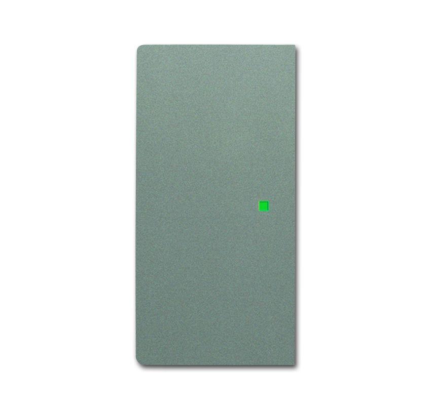 busch jaeger 6230 20 803 wippe 2 fach ohne bedruckung graumetallic online kaufen im voltus. Black Bedroom Furniture Sets. Home Design Ideas