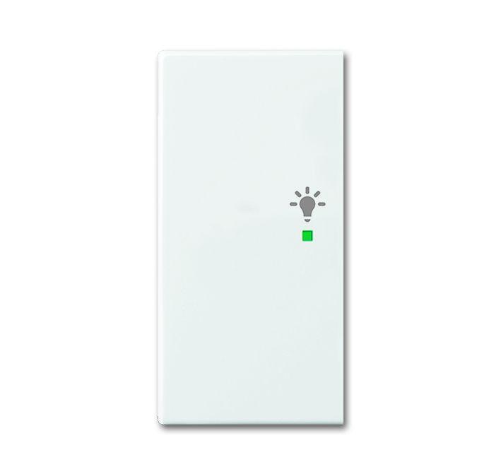 BUSCH-JAEGER 6231-21-914 Wippe 2-fach links, mit Symbol -Licht ...