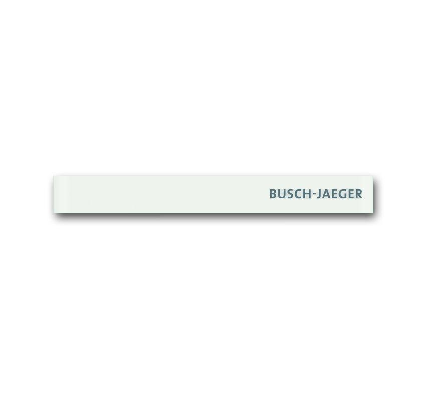 busch jaeger 6352 811 101 abschlussleiste unten wei glas online kaufen im voltus elektro shop. Black Bedroom Furniture Sets. Home Design Ideas
