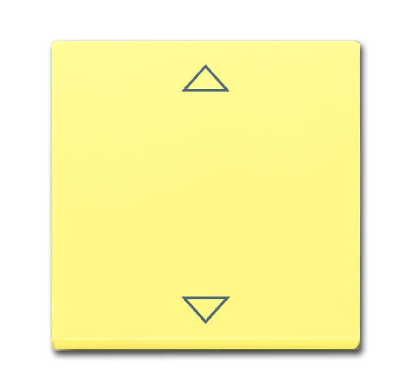 busch jaeger 6430 815 102 bedienelement f r busch jalousiecontrol sahara gelb online kaufen im. Black Bedroom Furniture Sets. Home Design Ideas