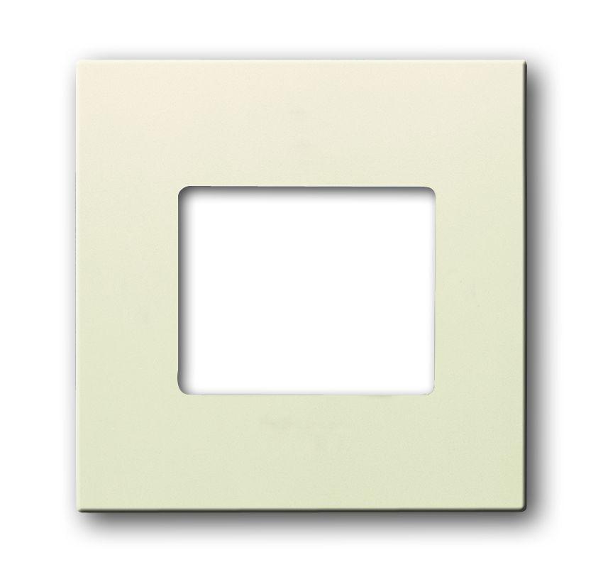 busch jaeger 6476 82 zentralscheibe f r bewegungsmelder komfortschalter elfenbeinwei online. Black Bedroom Furniture Sets. Home Design Ideas