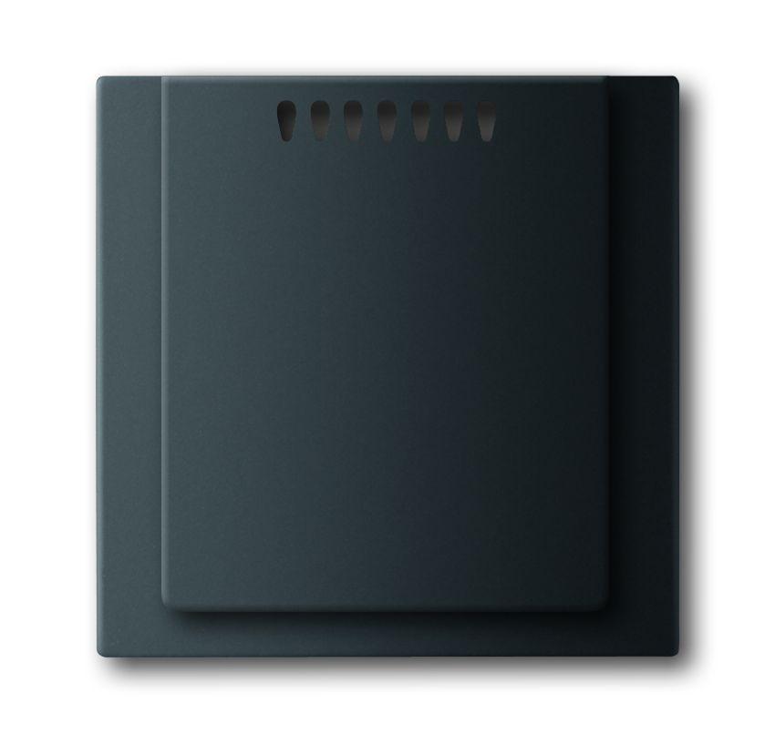 busch jaeger 6541 775 bedienelemente f r k hlteil schwarz matt online kaufen im voltus elektro shop. Black Bedroom Furniture Sets. Home Design Ideas