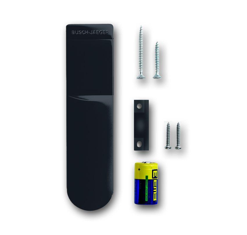 busch jaeger 6721 65 universalmelder waveline. Black Bedroom Furniture Sets. Home Design Ideas