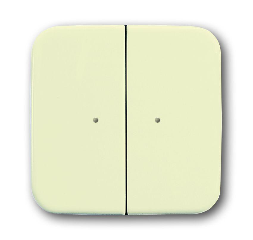 busch jaeger 6732 212 wandsender waveline 2 kanal online. Black Bedroom Furniture Sets. Home Design Ideas