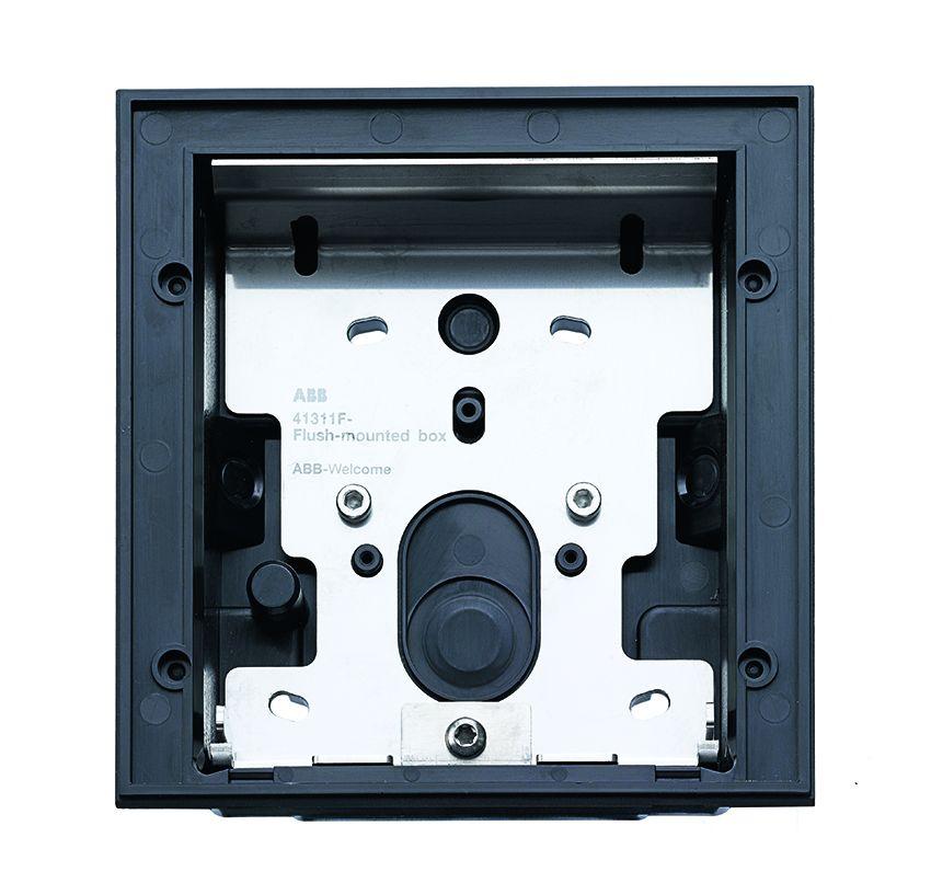 busch jaeger 83400u 681 unterputz montagedose anthrazit. Black Bedroom Furniture Sets. Home Design Ideas