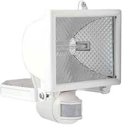 friedland l510n whi sicherheits flutlich t mit 140 passiv infrarot bewegungsmeld weiss online. Black Bedroom Furniture Sets. Home Design Ideas