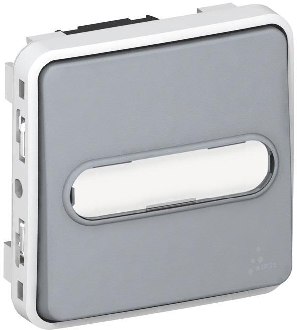 legrand 69505 iobl funk schalter 1 fach online kaufen im voltus elektro shop. Black Bedroom Furniture Sets. Home Design Ideas