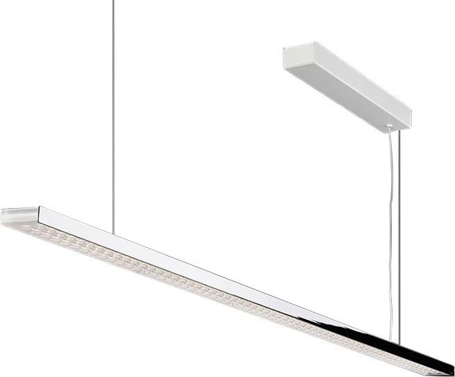 nimbus 005 751 l 120 led pendelleuchte mit konverter 3000 k warmwei online kaufen im voltus. Black Bedroom Furniture Sets. Home Design Ideas